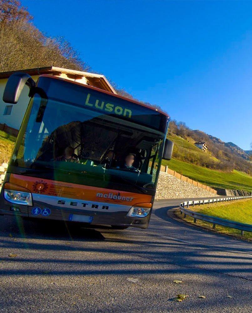 Mellauner società di bus Alto Adige Bressanone